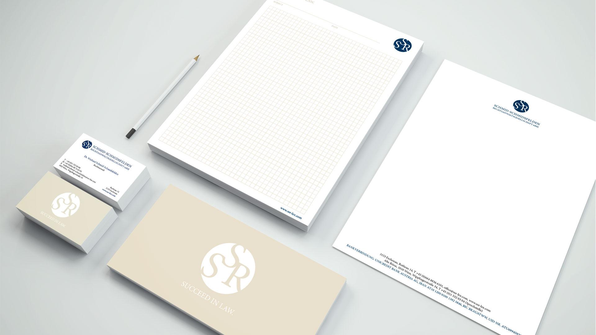SSR Corporate Design