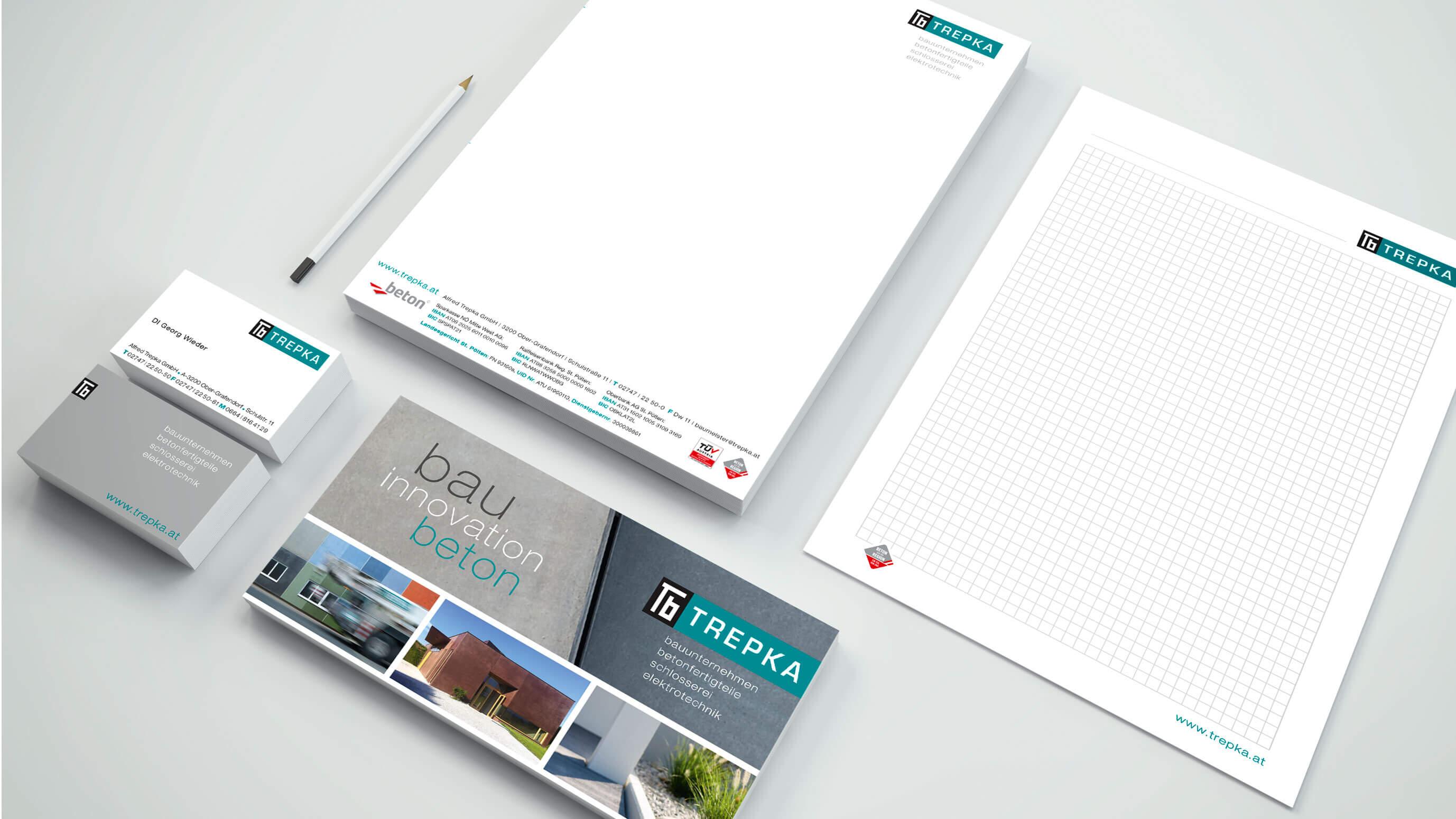 trepka corporate design