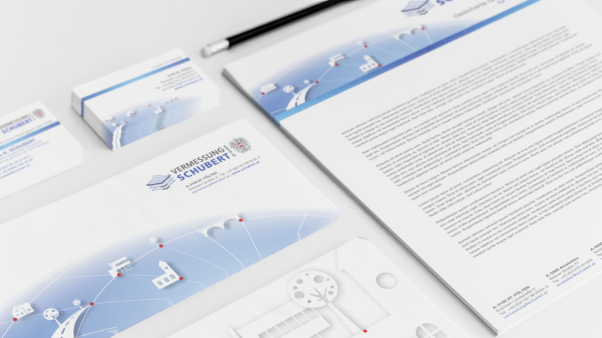 Schubert Corporate Design