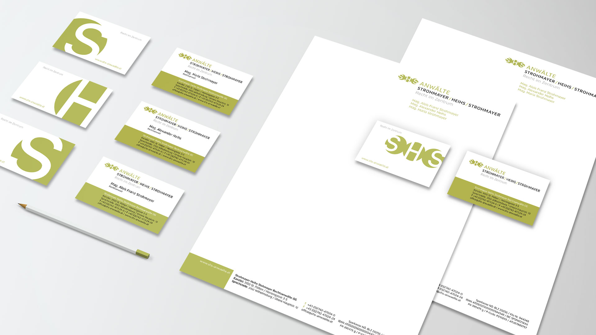 SHS Corporate Design