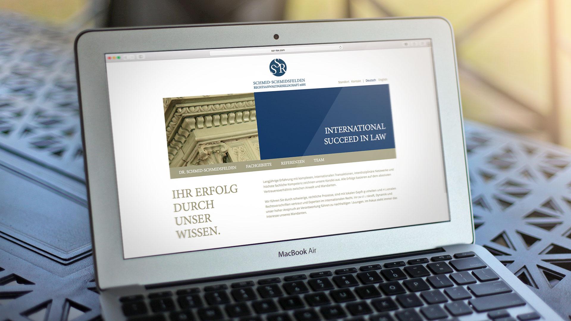 SSR web-site