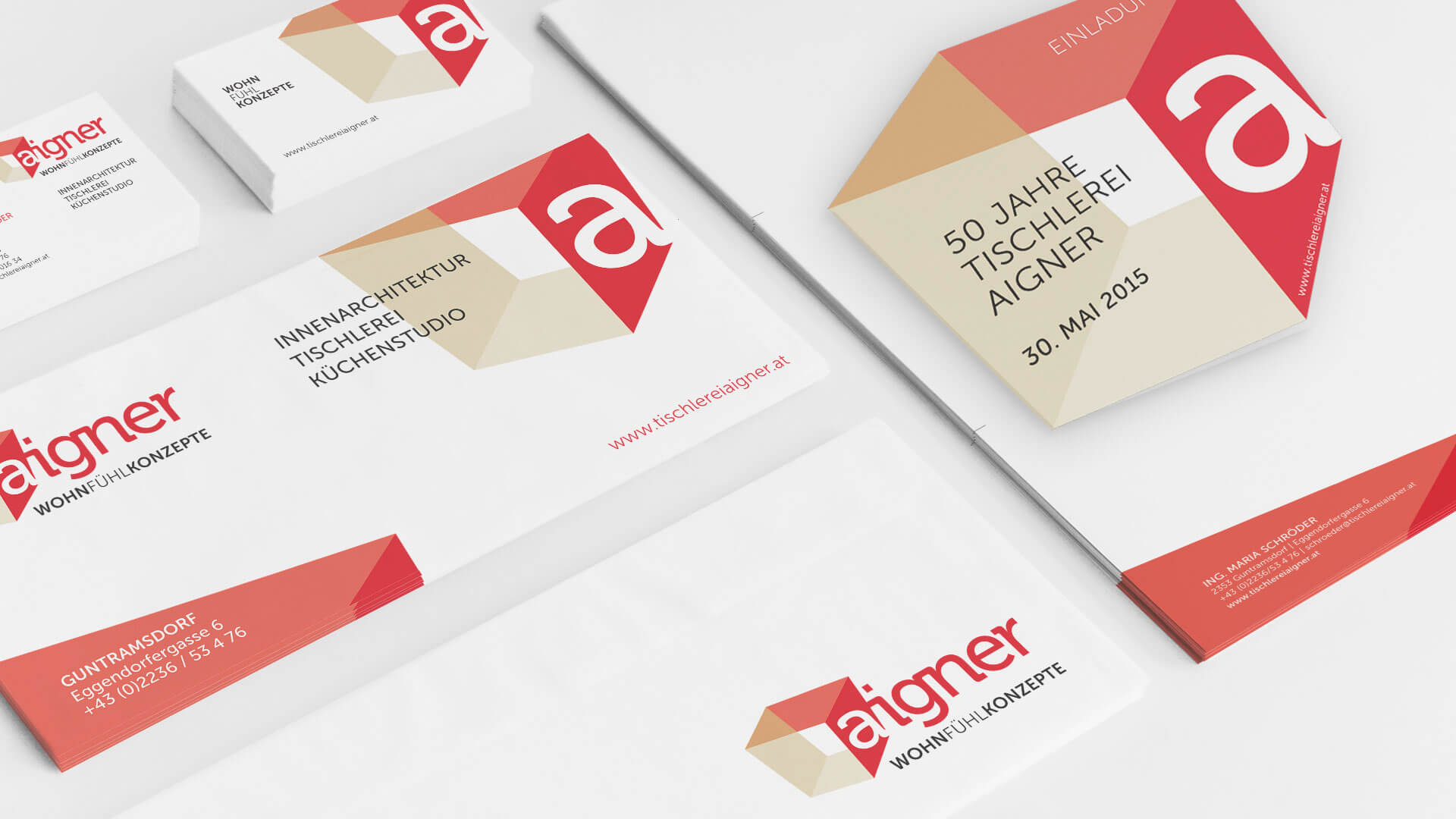 aigner corporate design
