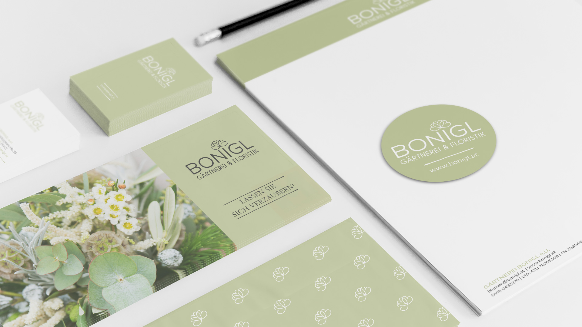 Bonigl Corporate Design