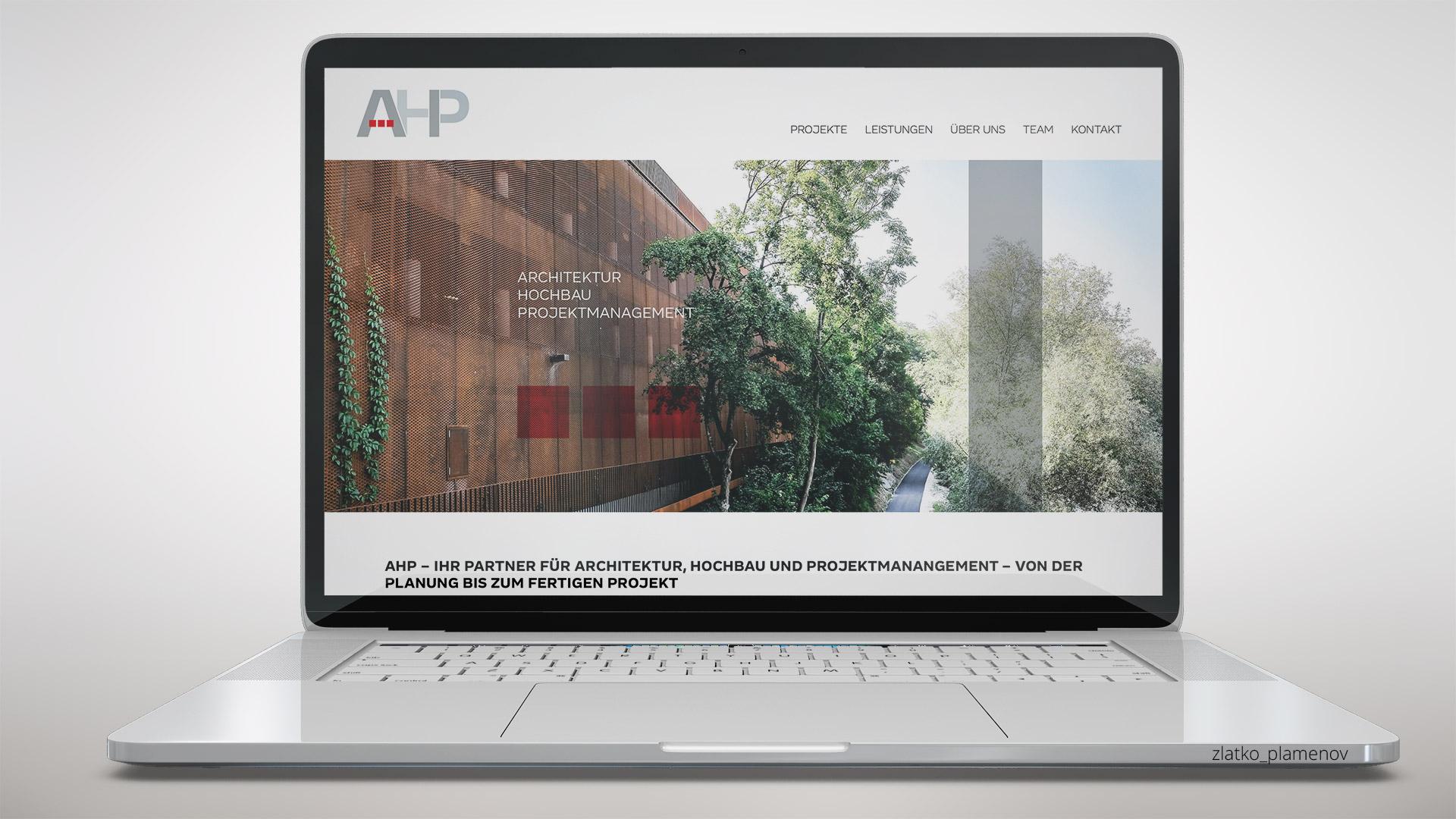 aha-website