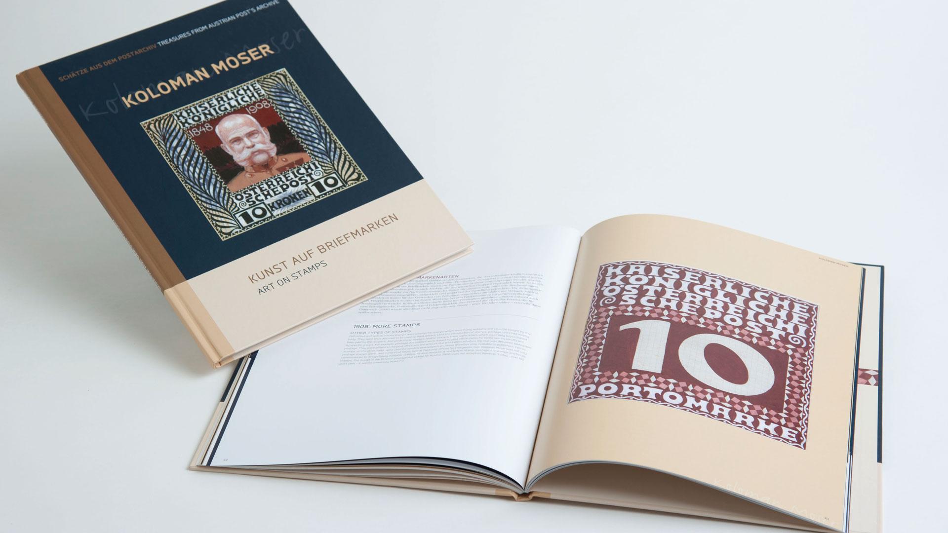 Koloman Moser Buch
